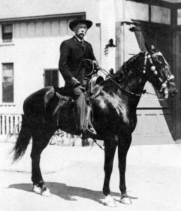 theo-lacy-on-a-horse-orange county-jails-history
